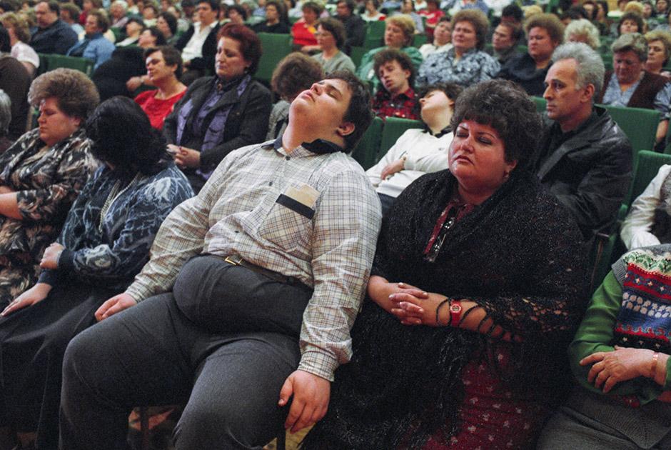 Кашпировский лечебный сеанс на похудение